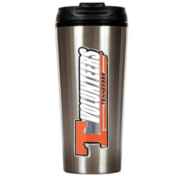 Tennessee Volunteers Stainless Steel Travel Mug