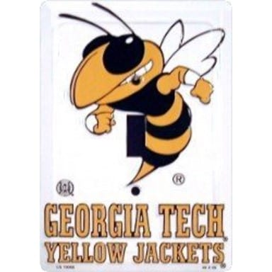 Georgia Tech Yellow Jackets Light Switch Cover