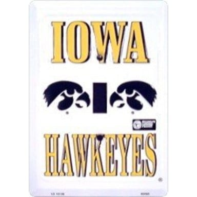 Iowa Hawkeyes Light Switch Cover
