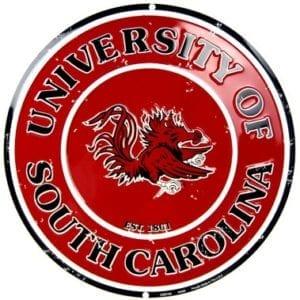South Carolina Gamecocks Merchandise - Circle Sign