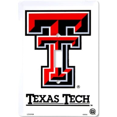 Texas Tech Red Raiders Merchandise - Light Switch Cover
