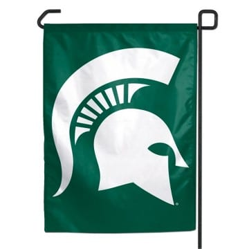 Michigan State Spartans Merchandise - Garden Flag