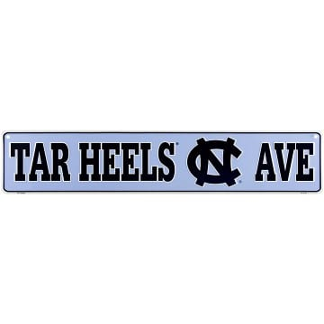 Street Sign - North Carolina Tar Heels Ave