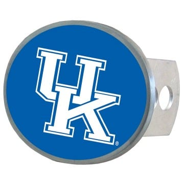 Kentucky Wildcats Merchandise - Oval Hitch Cover
