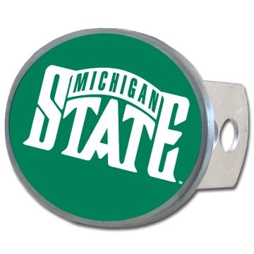 Michigan State Spartans Merchandise - Oval Hitch Cover