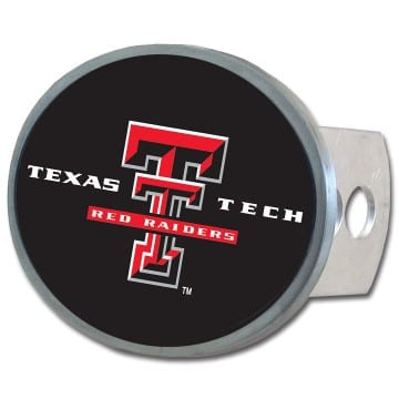 Texas Tech Red Raiders Merchandise - Oval Hitch Cover