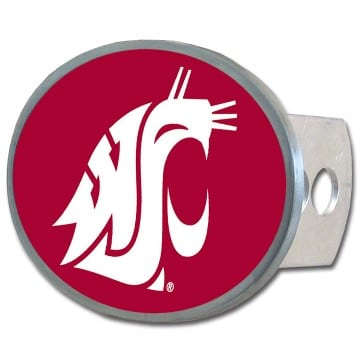 Washington State Cougars Merchandise - Oval Hitch Cover