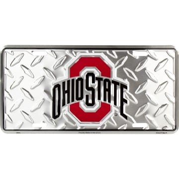 Auto Tag - Ohio State Diamond