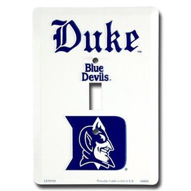Duke Blue Devils Light Switch Cover