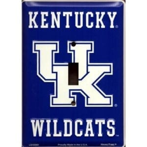 Kentucky Wildcats Merchandise - Light Switch Cover