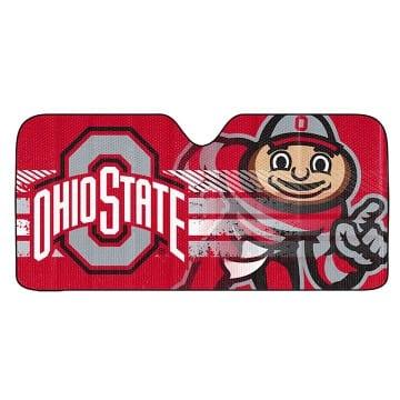 Ohio State Buckeyes Merchandise - Sunshade