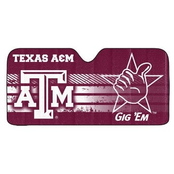Texas A&M Aggies Merchandise - Sunshade