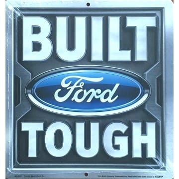 Ford Merchandise - Built Ford Tough Ford Merchandise