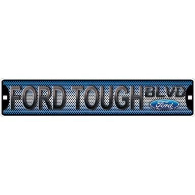 Ford Tough Street Sign