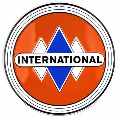 International Truck Merchandise - Circle Sign