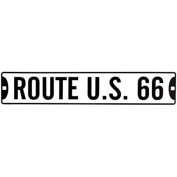 Route 66 Merchandise - Street Sign