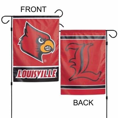 Louisville Cardinals Merchandise - Premium Garden Flag