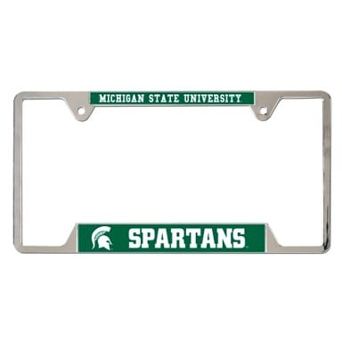 Michigan State Spartans Merchandise - License Plate Frame