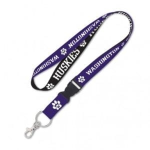 Washington Huskies Merchandise - Lanyard