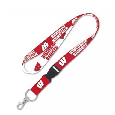 Wisconsin Badgers Merchandise - Lanyard