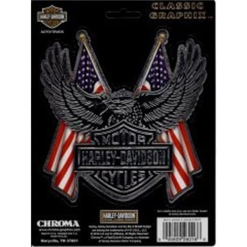 Harley Davidson Merchandise - Decal