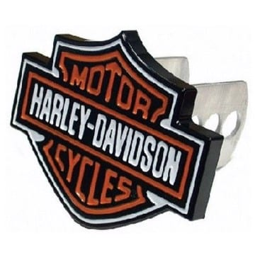 Harley Davidson Merchandise - Color Hitch Cover