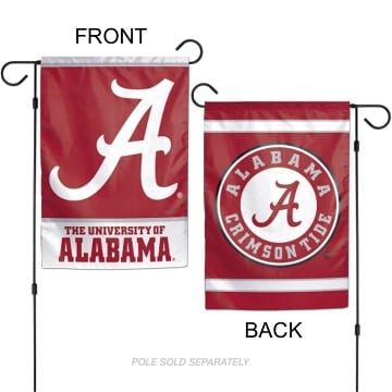 Alabama Crimson Tide Merchandise - Premium Garden Flag