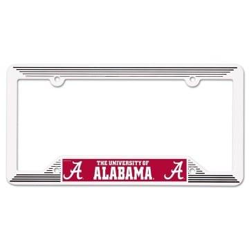 Alabama Crimson Tide Merchandise - License Plate Frame