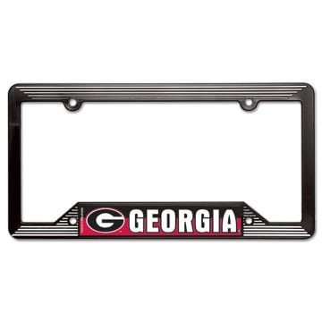 Georgia Bulldogs Merchandise - License Plate Frame
