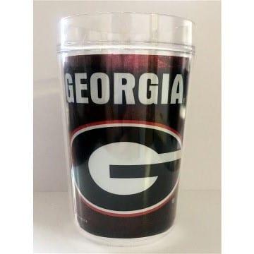 Georgia Bulldogs Merchandise - Acrylic Tumbler