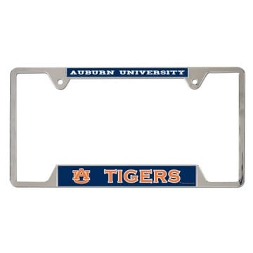 Auburn Tigers Merchandise - License Plate Frame