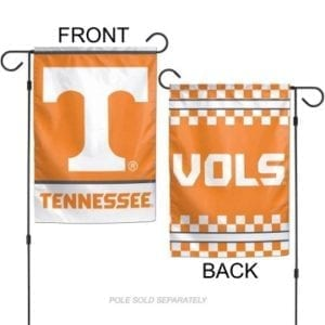 Tennessee Volunteers Merchandise - Garden Flag
