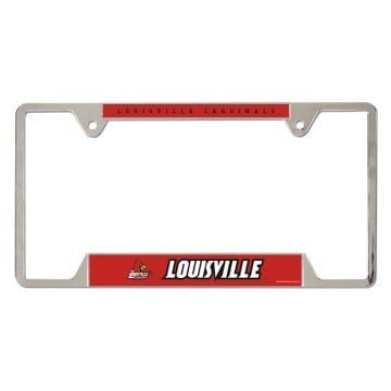 Louisville Cardinals Merchandise - License Plate Frame