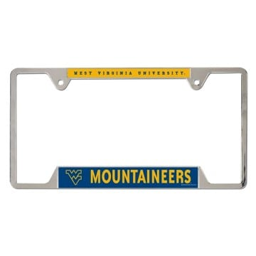 Frame - Metal - West Virginia Mountaineers