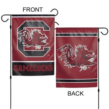 South Carolina Gamecocks Merchandise - Garden Flag