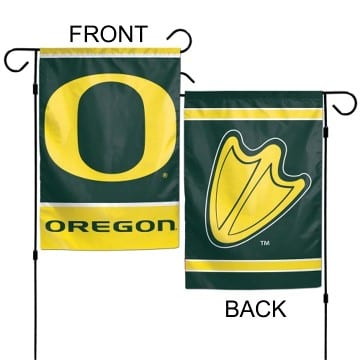 Oregon Ducks Merchandise - Garden Flag