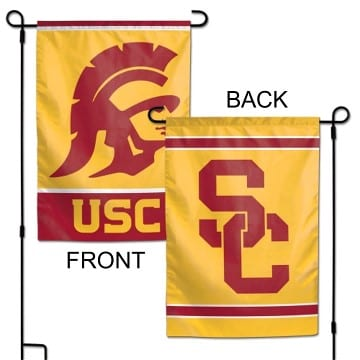 USC Trojans Merchandise - Garden Flag