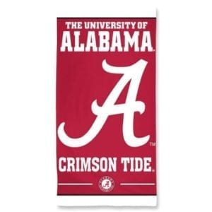 Alabama Crimson Tide Merchandise - Beach Towel