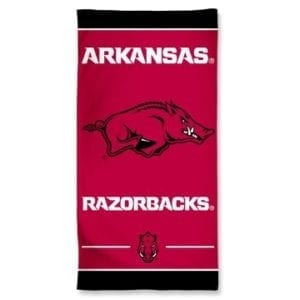 Arkansas Razorbacks Merchandise - Beach Towel