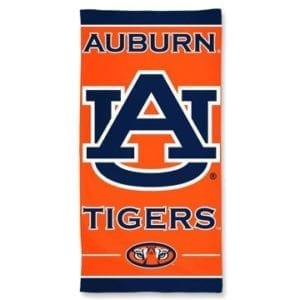 Auburn Tigers Merchandise - Beach Towel
