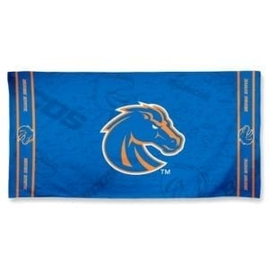 Boise State Broncos Merchandise - Beach Towel