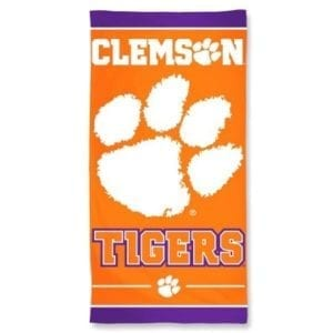 Towel - Clemson Tigers Merchandise