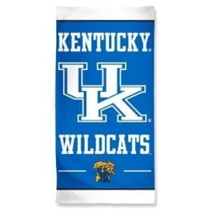 Kentucky Wildcats Merchandise - Beach Towel