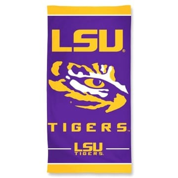 Towel - LSU Tigers Merchandise