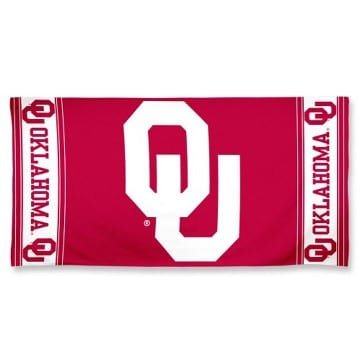 Oklahoma Sooners Merchandise - Beach Towel
