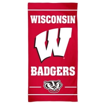 Towel - Wisconsin Badgers Merchandise