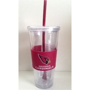 Tumbler - Arizona Cardinals Merchandise