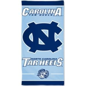 North Carolina Tar Heels Merchandise - Beach Towel