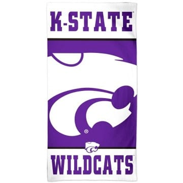 Kansas State Wildcats Merchandise - Beach Towel