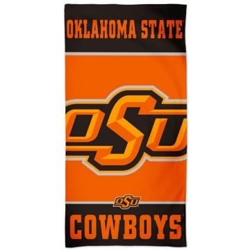 Oklahoma State Cowboys Merchandise - Beach Towel